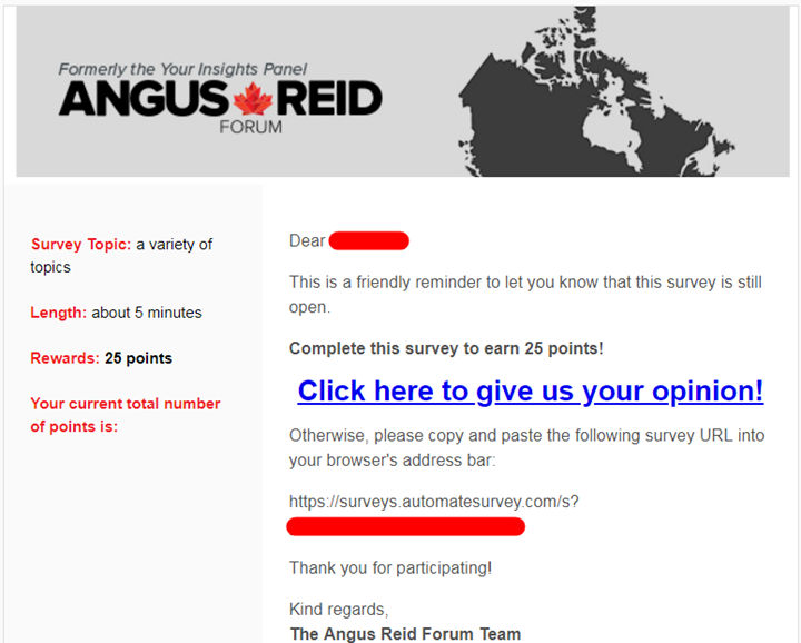 A Step-by-Step Guide To Registering Angus Reid Forum Paid